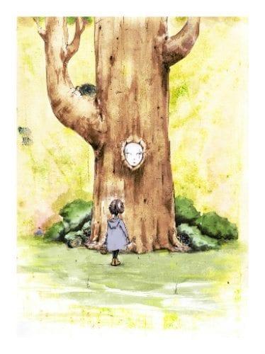 A Curious Quercus - Barry Quinn - www.jamartprints.com